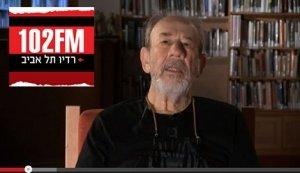 יצחק בן נר מדבר על ספרים אלקטרוניים במנדלי - רדיו 102 FM